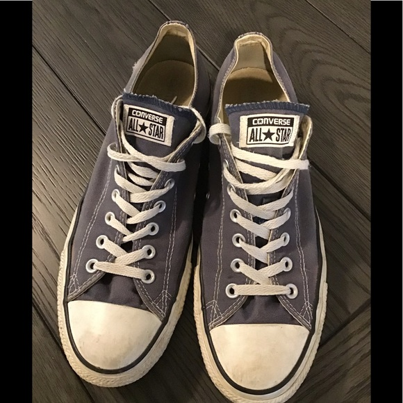 Converse All Stars Low Canvas Sneakers